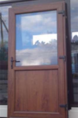 Drzwi zewnętrzne pcv cennik