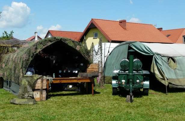 Imprezy militarne,kuchnia polowa sprzedaż  Wrocław