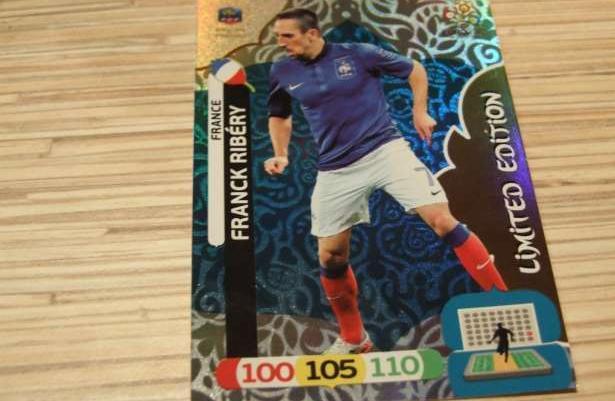 Sprzedam 194 Karty Panini Euro 2012 W Tym 2 Limited Edition W Tym