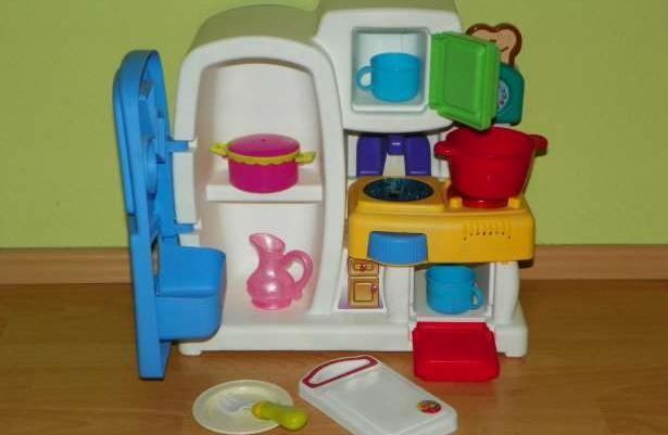 Muzyczna kuchnia Little Tikes sprzedaż  Sandomierz   -> Muzyczna Kuchnia Little Tikes