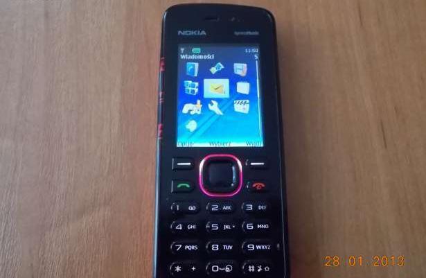 Nokia 5220 XpressMusic NAJTANIEJ NA TABLICA.PL ! sprzedaż ...
