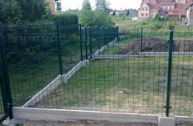 Wycena ogrodzenia panelowego