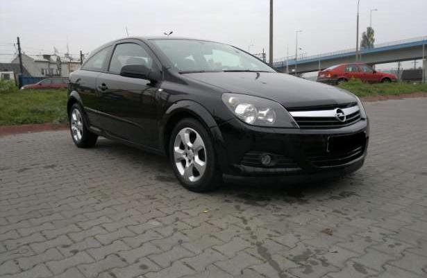 2005 opel astra gtc 1 8 automatic related infomation specifications weili automotive network. Black Bedroom Furniture Sets. Home Design Ideas