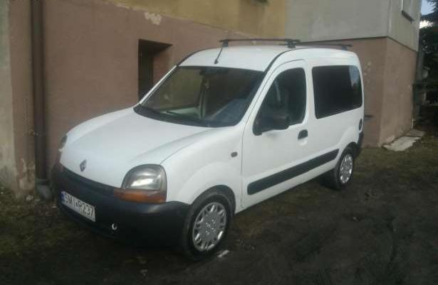 renault kangoo 1 9d 65km 2002 sprzeda katowice l skie krajoweog. Black Bedroom Furniture Sets. Home Design Ideas