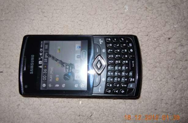 Samsung Gt-b7350 Samsung gt B7350 Omnia Pro 4