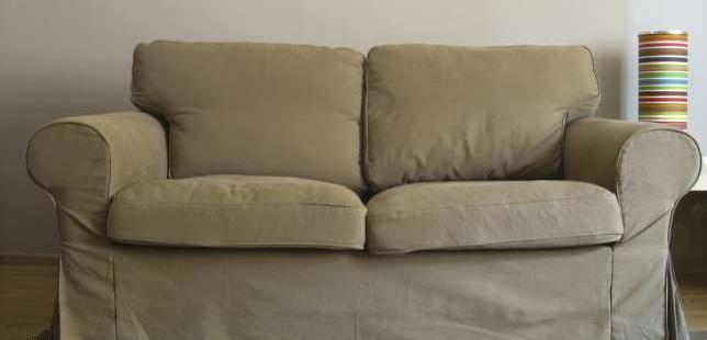 Kanapa sofa ikea beddinge zielona materac pojemnik na for Naroznik cobra z living roomu