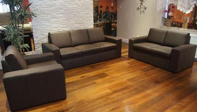 Zestaw wypoczynkowy sofa z funkcja spania sofa fotel 3 for Couch 3 2 1 garnitur