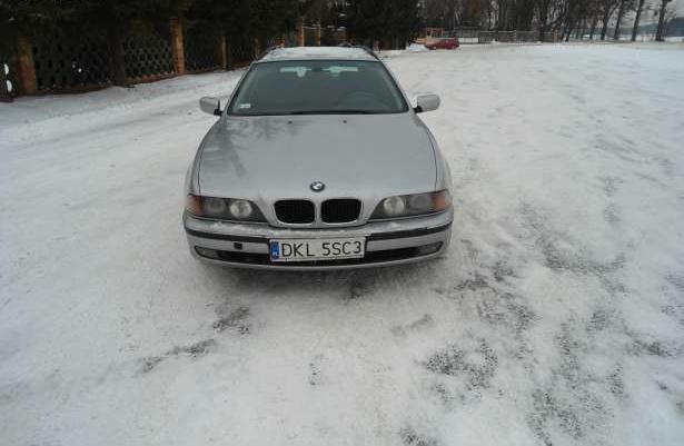 Ładne BMW e39 !!! XENON , ZAMIANA