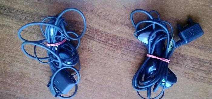 Ładowarka , słuchawki , kabel usb i przejsciówka do sony ericssona