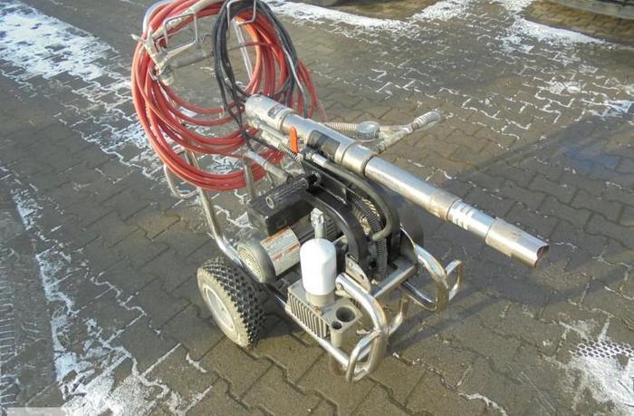 Agregat malarski - Agregat do szpachlowania Speeflo PT 6900 XLT DI