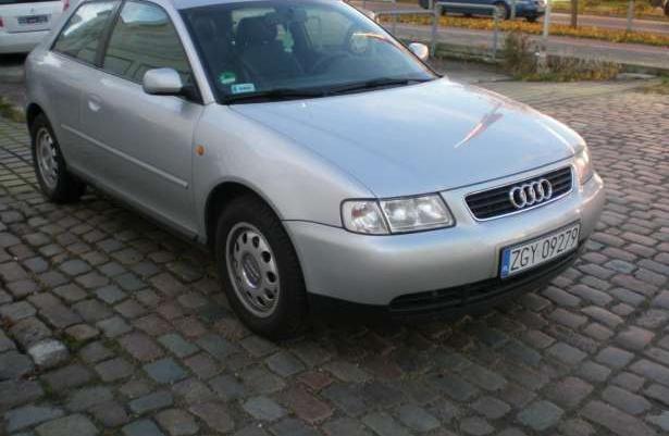 Audi A3 1999 Sprzedaż Szczecin Zachodniopomorskie