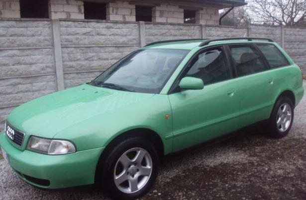 Audi A4 1.9 TDI 110 KM 1998