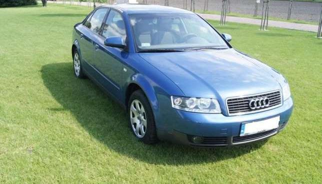 Audi A4 2.0 136Km 2001r. B6 Gaz