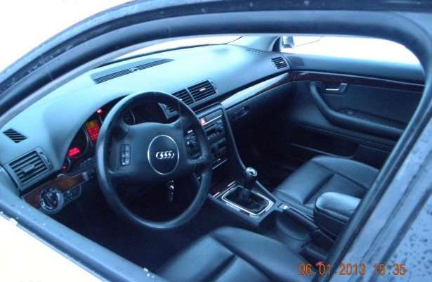 Audi A4 2.5 TDI 15 Tys zl
