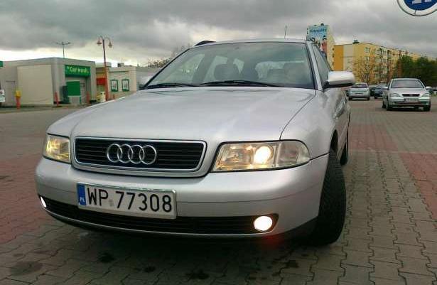 Audi A4 Avant LIFT 1999