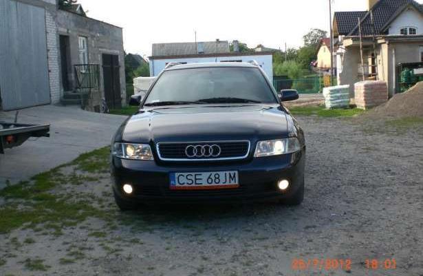 Audi A4 KOMBI, LIFT, 2.5TDI, 99R 1999
