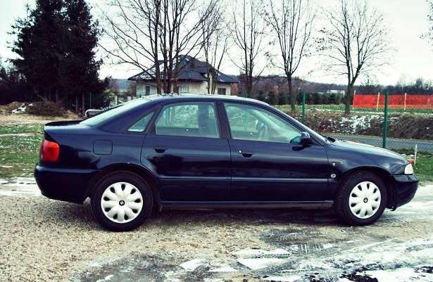Audi A4 Warta Obejrzenia !!