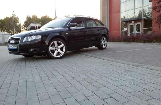 Audi A4 ZADBANA ŁADNA PEWNA POLECAM !! 2007