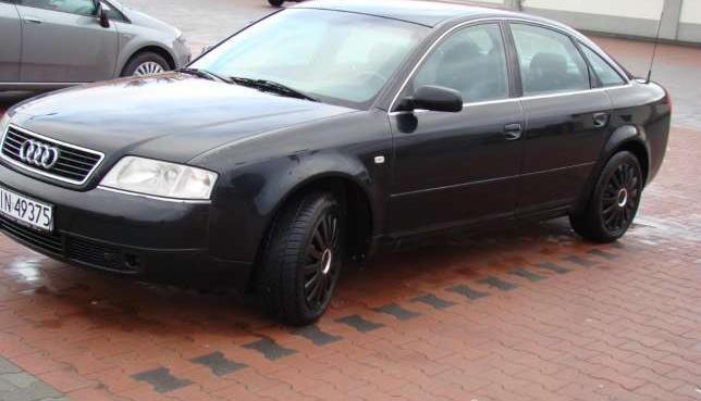 Audi A6 2,4 benz gaz BRC OKAZJA 1998