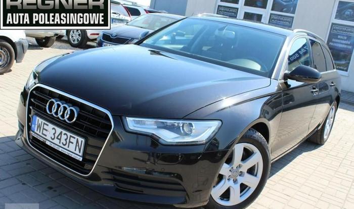 Audi A6 IV (C7) 2.0TDI Salon PL Kamera Xenon Skóra Automat LED 1WŁ FV23% Gwarancja