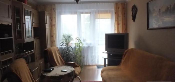 BIELSKO centrum (ul. Grota Roweckiego) - mieszkanie 90 mkw. w kamienicy