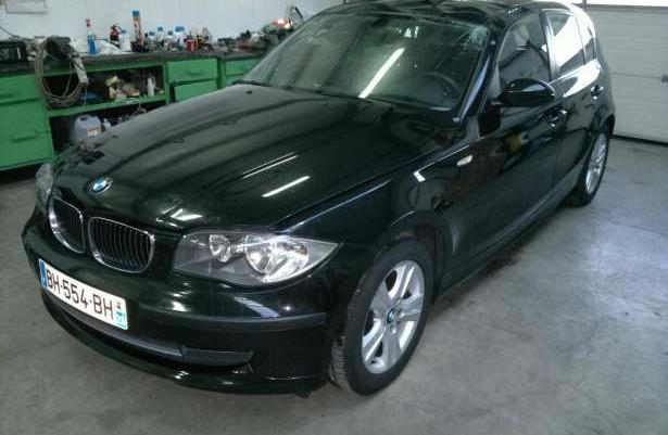 BMW 118 D,lift,klimatronik,tempomat 2008