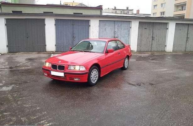 BMW 318 1.8 IS + LPG JASNE WNĘTRZE! 1993
