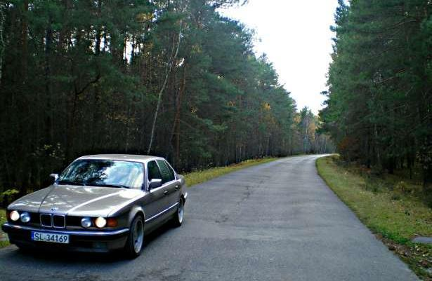 BMW E32 Bavaria
