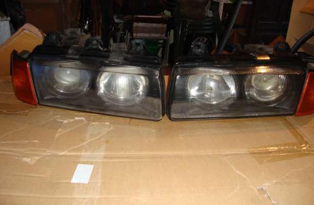 BMW E36 COMPACT LAMPA LAMPY wyposazenie czesci inne