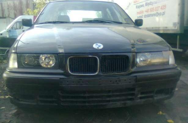 BMW e36 na części