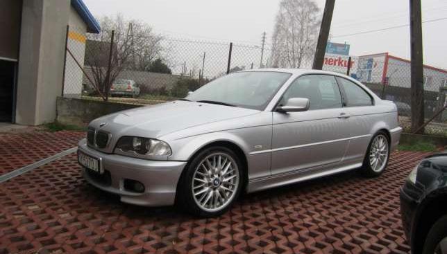 BMW e46 330 Ci Gaz M-pakiet