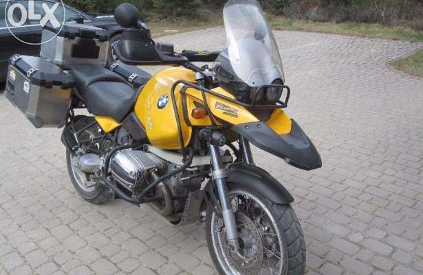 BMW GS BMW R 1150 GS