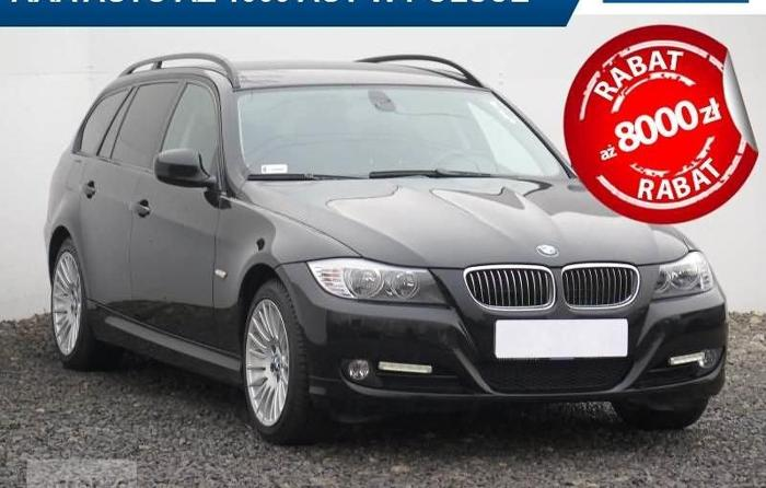 BMW SERIA 3 , Klimatronic, Tempomat, Podgrzewane siedzienia
