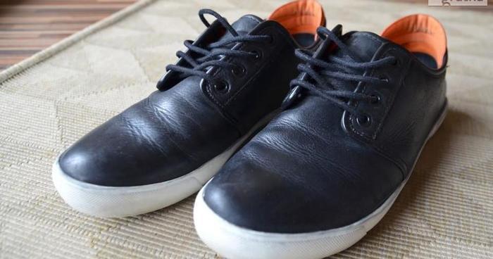 Buty męskie ALDO skóra czarne rozmiar 41