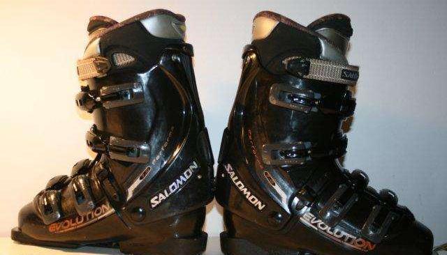 Buty narciarskie SALOMON EVOLUTION 7.0 25 cm sprzedaż