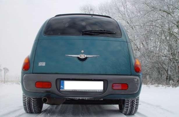 Chrysler Pt Curiser 2.0 MANUAL LIMITED EDITION 2001 zamiana