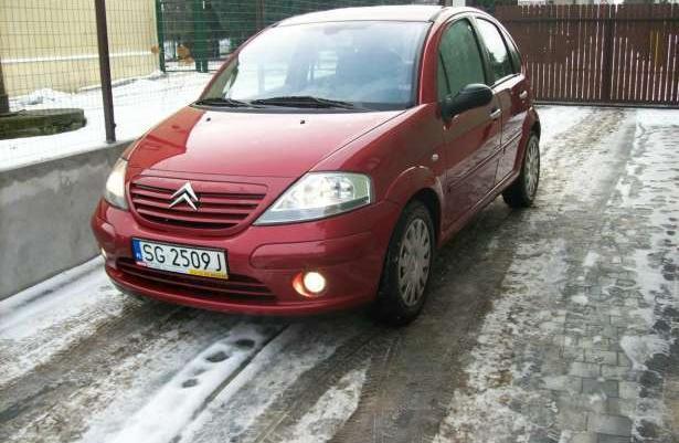 Citroën C3 EXCLUSIVE, Klimatronik 2003