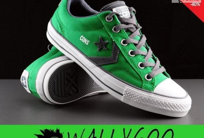 Converse Trampki Buty Męskie Cons Skateboarding 42 WallyGoo Nowy produkt