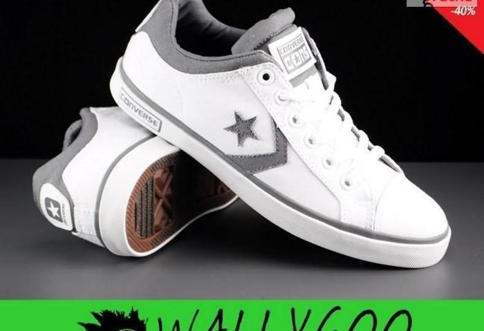 Converse Trampki Buty Męskie Niskie USA 41,5 - 43 WallyGoo Nowy produkt