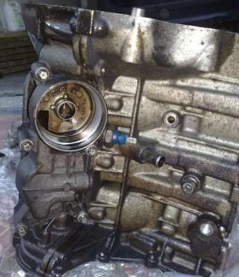Czesci silnikowe smart Fortwo 600 turbo blok,głowica,koło pasowe itp