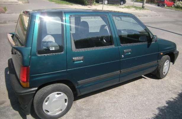 Daewoo tico 1998-XI elektryka, lub zamiana