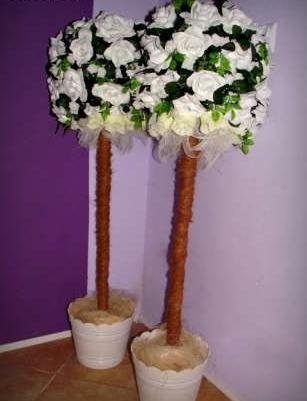 Dekoracja Na ślub Drzewka Na Wesele Dekoracja Kościoła