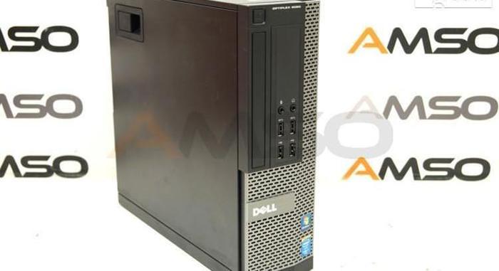 DELL 7040 MT i7-6700 3.4GHz 8GB 240GB SSD DVD Windows 10 Professional