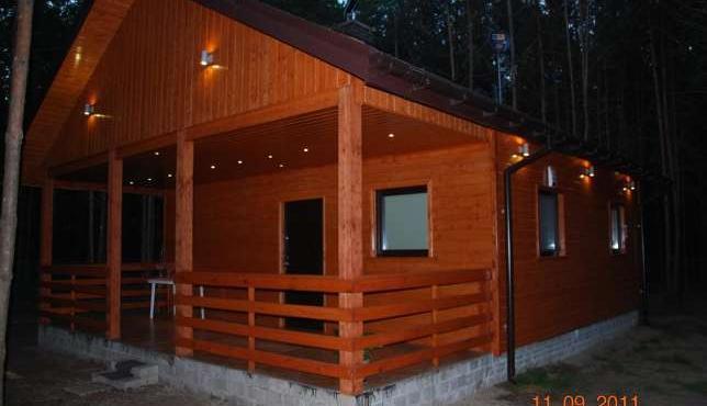 Dom Drewniany Caloroczny Sprzedam Sprzedaz Dlutow Lodzkie