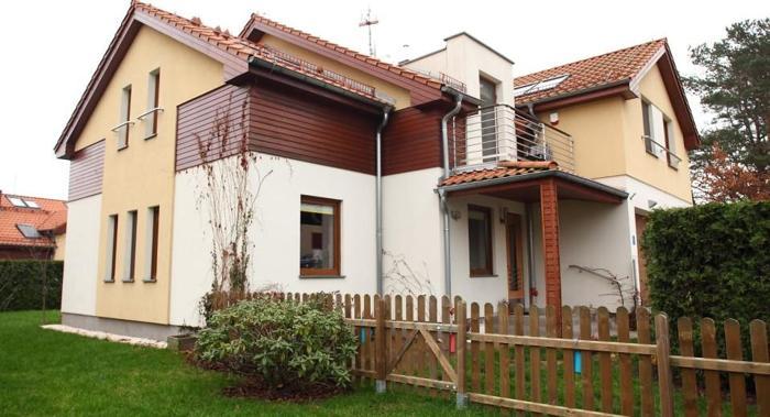Dom Gdańsk Brętowo, ul. Wichrowe Wzgórze 5 pokoi, 1-piętrowy, 2011 rok budowy, 190 m2 działki, 9 211 PLN/ m2 mieszkalne