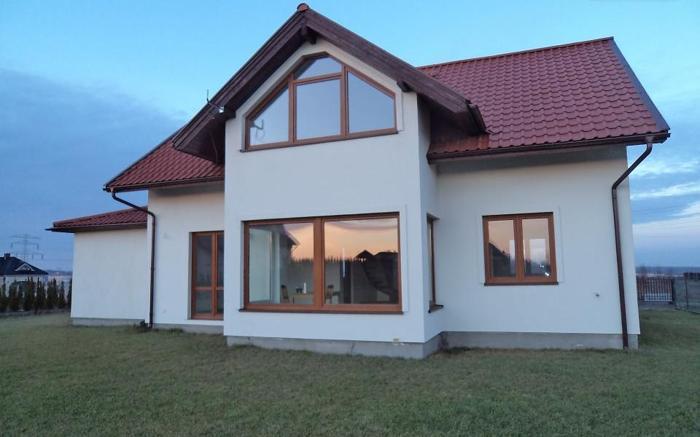 Dom Gdańsk Kiełpino Górne, ul. Kortowska 13 5 pokoi, parterowy, 1200 m2 działki, 3 478 PLN/ m2 mieszkalne