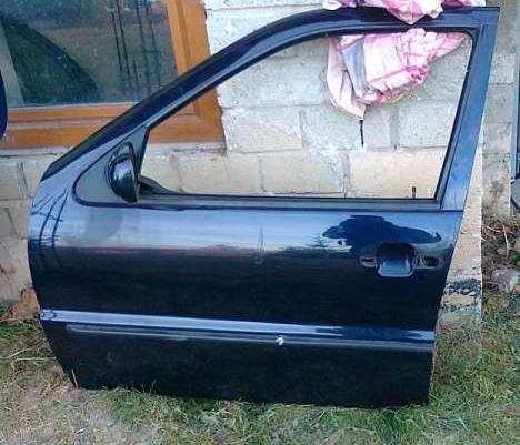 Drzwi Polo III (Od kierowcy, pasażera, tylne, kompletne z boczkami)