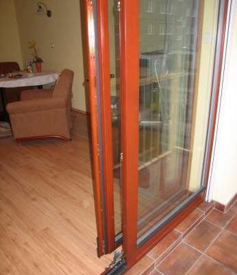Drzwi Tarasowe Przesuwne 3m X 22m Sprzedaż Leszno