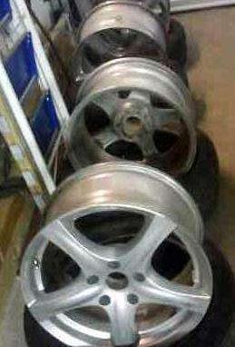 Felgi Aluminiowe 8jx17 Bmw E90 I Inne Ronal Sprzedaż Szczecin
