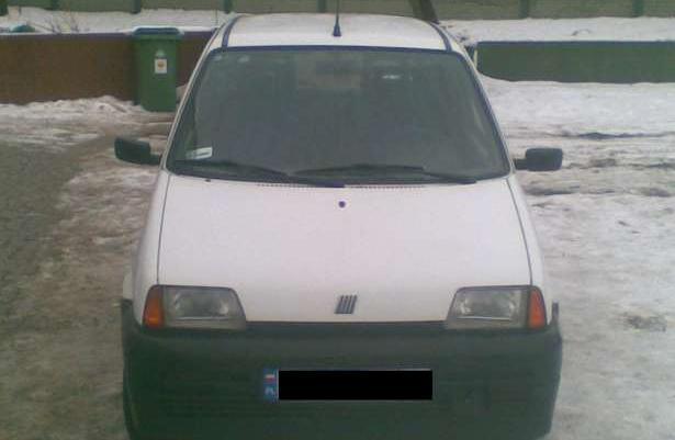 Fiat Cinquecento 96'
